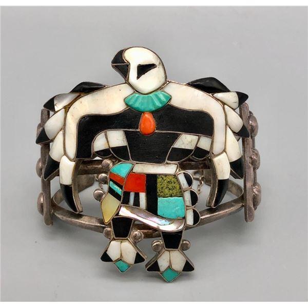 Zuni Inlay Bracelet by CMP