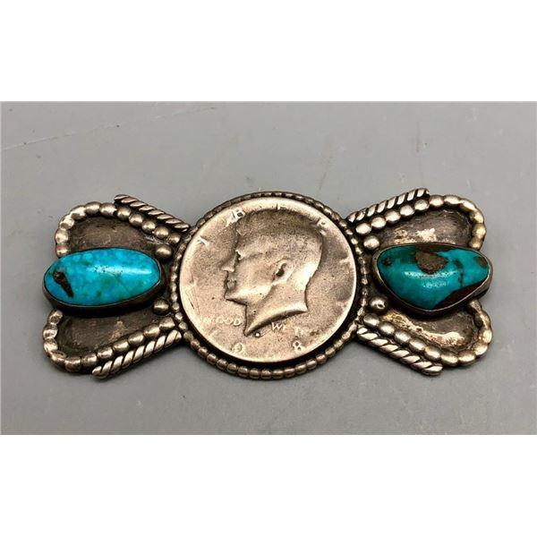 Old Navajo Pin