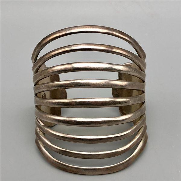 Sterling Silver Bracelet by Debbie Silversmith