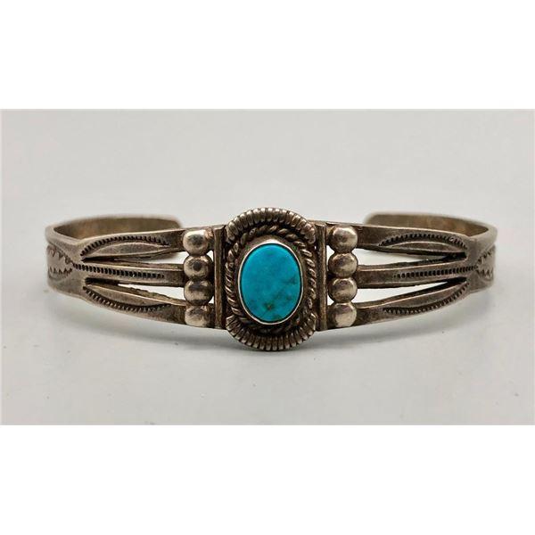 Lovely Handmade Turquoise Bracelet