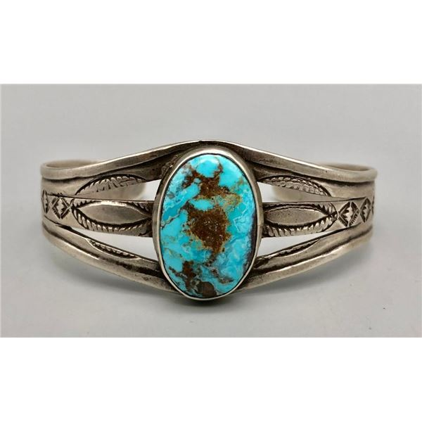 Great Ingot Turquoise Bracelet