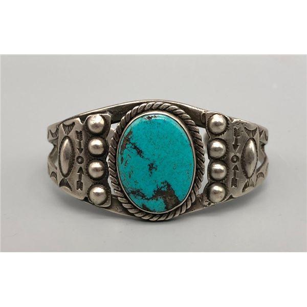 Marvelous Handmade Turquoise Bracelet
