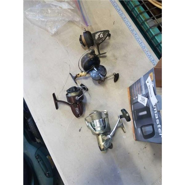 FISHING REELS - INCLUDES ORVIS AND OTHERS