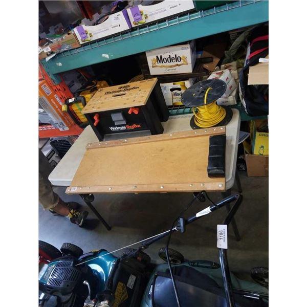 WORKMATE SHOP BOX, SHOP CREEPR, ELECTRICAL CABLE