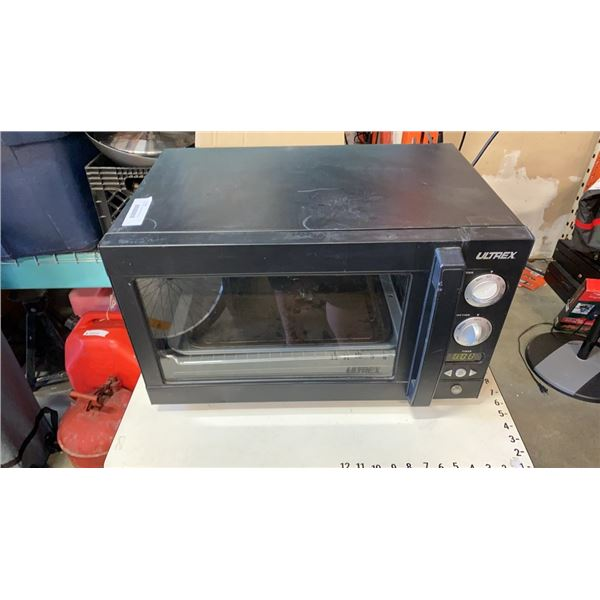 Ultrex 1700W convection oven working