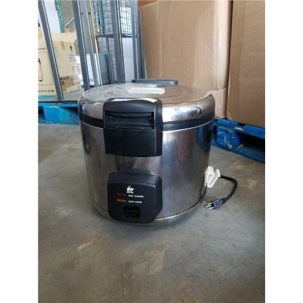 30 CUP WHALE ELECTRIC RICE COOKER