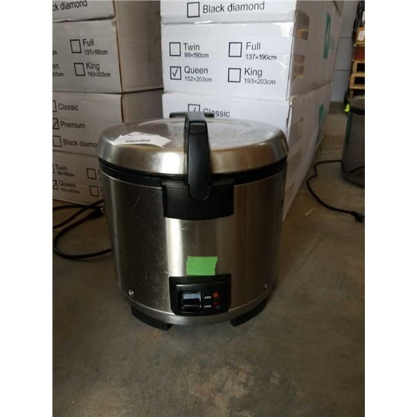 20 CUP TIGER RICE COOKER