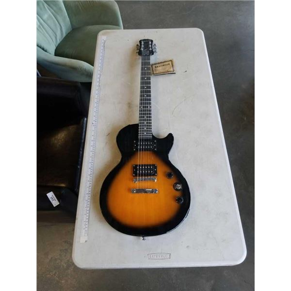 AS NEW EPIPHONE LES PAUL MODEL SPECIAL 2 ELECTRIC GUITAR - TESTED WORKING