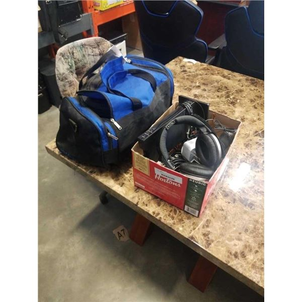 WIRELESS HEADSET, ELECTRONICS SNORKELING SET, AND DOLLY TIRES
