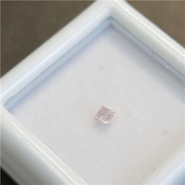 PINK DIAMOND(0.1CT) (~WEIGHT 0.35G)