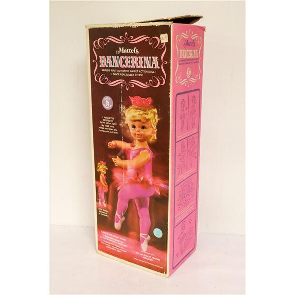 1960S DANCERINA DOLL IN BOX