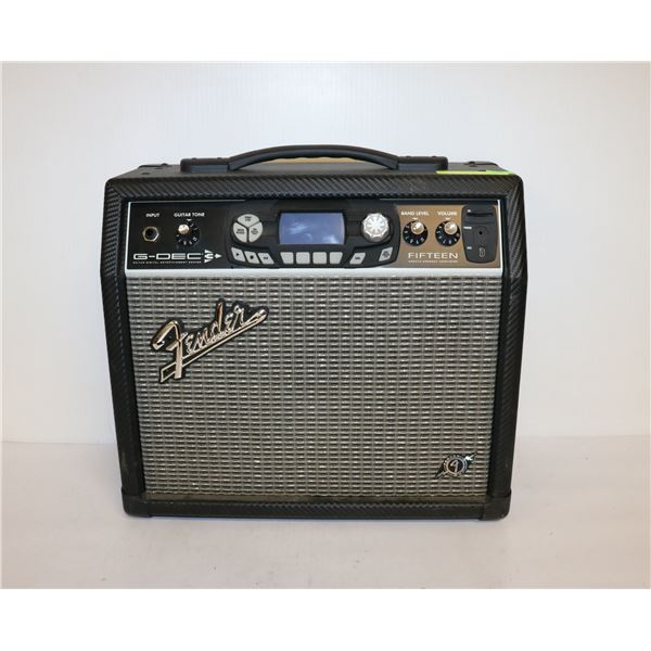 FENDER G DEC AMPLIFIER WITH EFFECTS