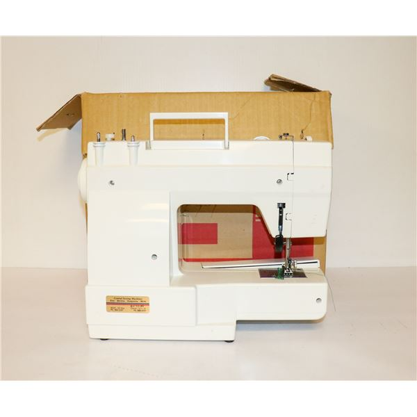 VINTAGE HUSQVARNA VIKING SEWING MACHINE IN BOX