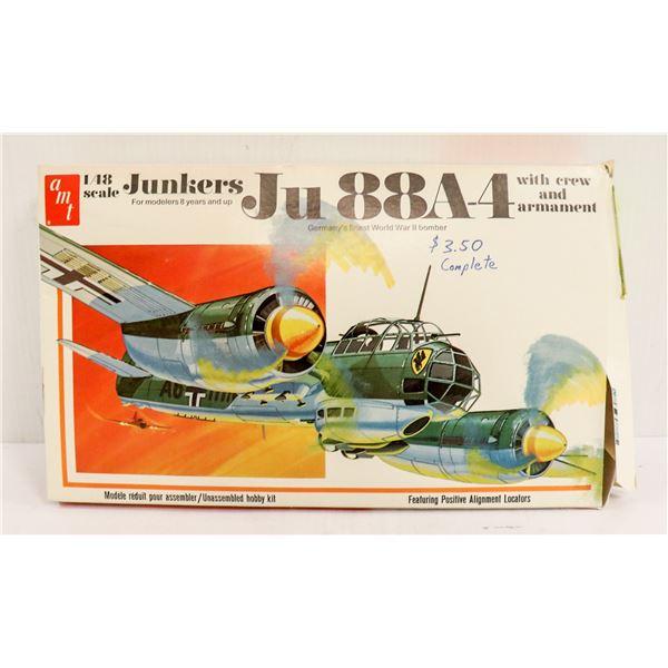 JUNKERS JU88AA MODEL KIT