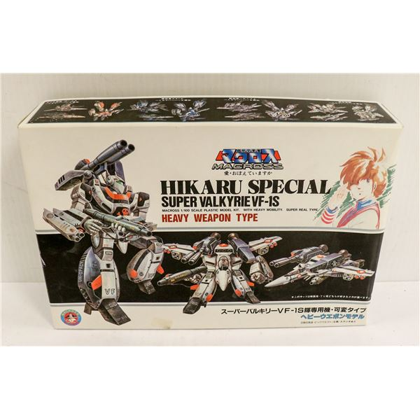 1980S MAX SPECIAL HEAVY WEAPON ROBOT MODEL KIT