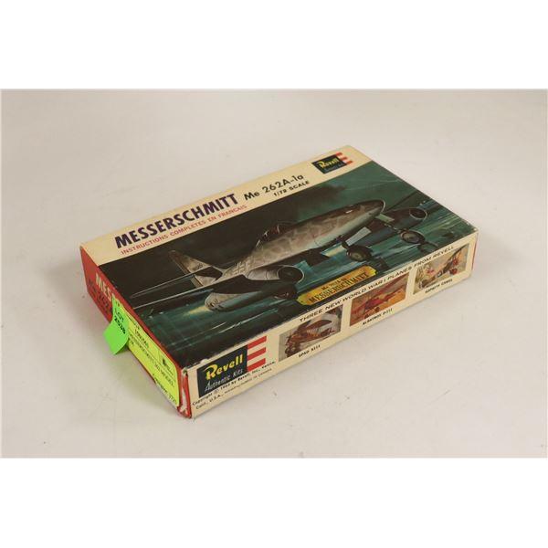 REVELL MESSERSCHMITT 262 MODEL KIT IN BOX