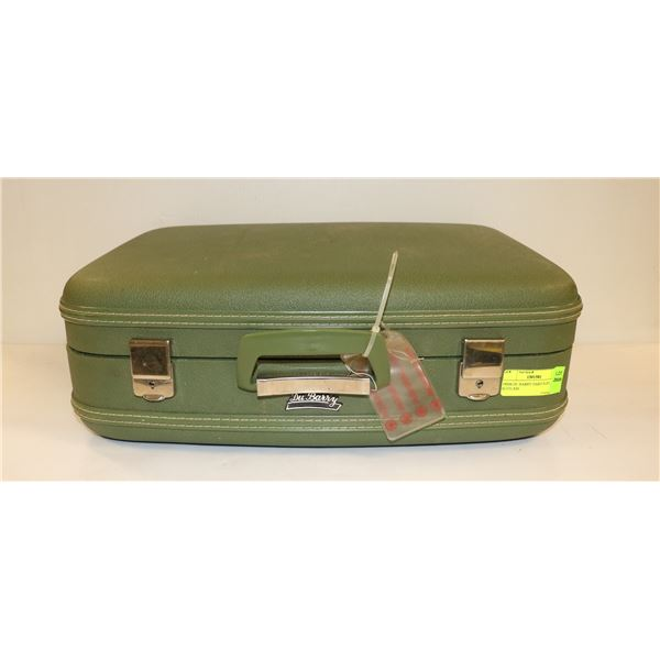 1950S DU BARRY HARD SHELL SUITCASE
