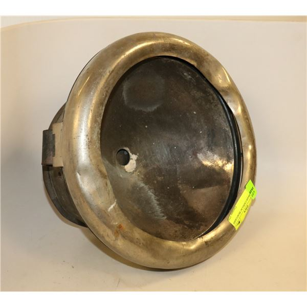 1900S BRASS CADILLAC HEAD LIGHT AS IS