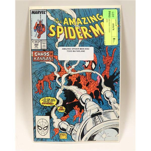 1988 SPIDER-MAN TODD MCFARLANE