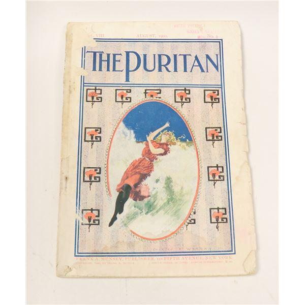 1900 THE PURITAN MAGAZINE