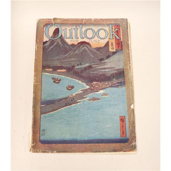 1908 OUTLOOK MAGAZINE