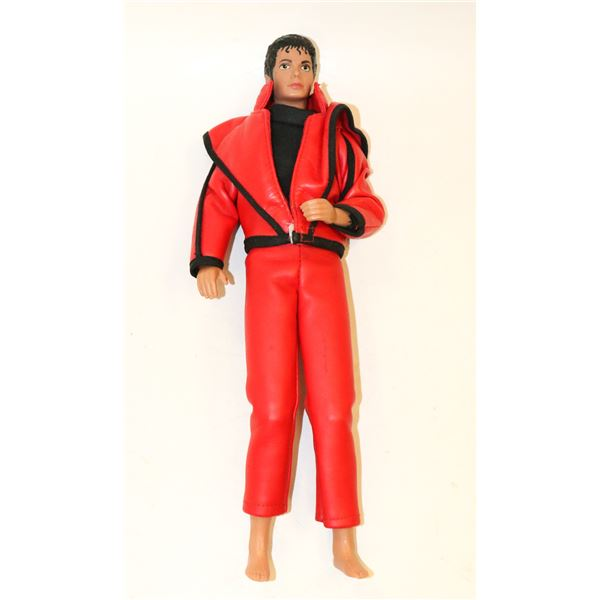 1980S MICHAEL JACKSON DOLL 12 IN