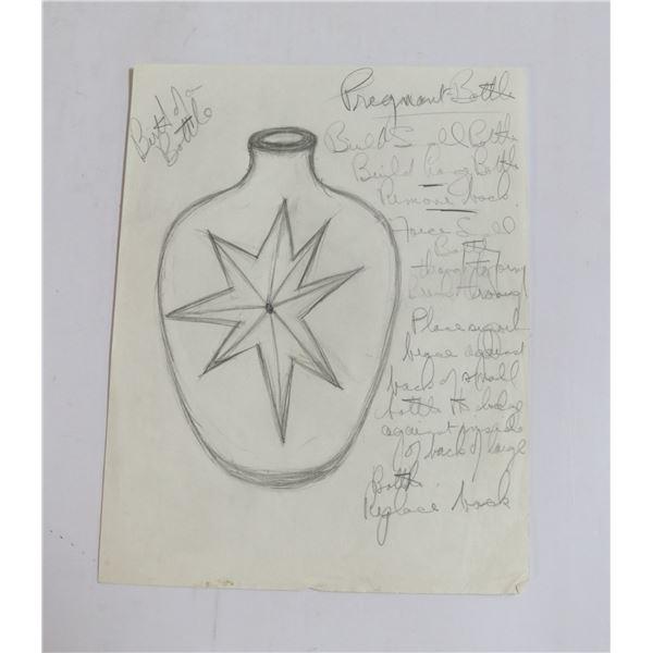 MARY BORGSTROM ORIGINAL POTTERY ART