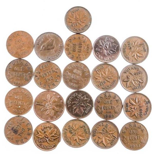 Lot of 4 1966 Canada Silver Dollars -w/  Cameos UNC