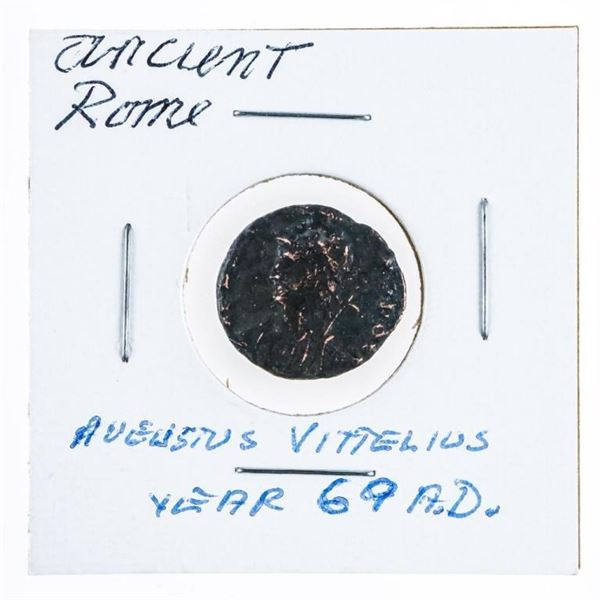 Ancient Rome Coin Year 69 AD