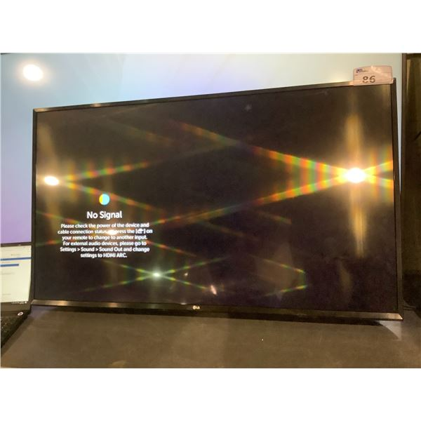 """LG 49"""" TV MODEL 49LK5400BUA WITH CORD NO REMOTE OR STAND"""