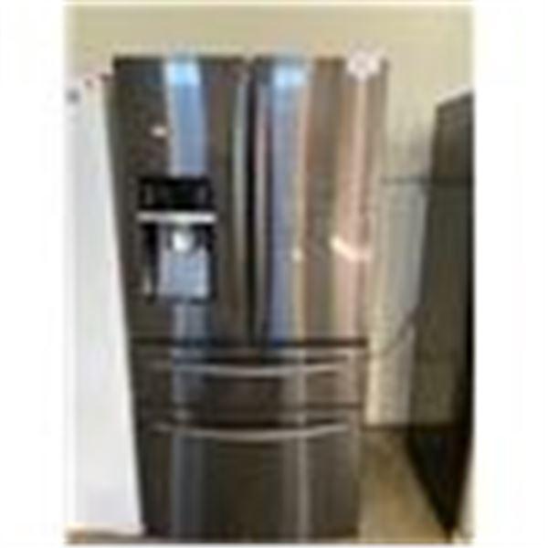 SAMSUNG FRENCH DOOR FRIDGE MODEL RF25HMEDBSG/AA FOR PARTS & REPAIR