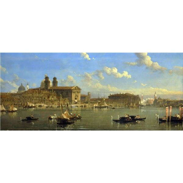 David Roberts - The Giudecca, Venice