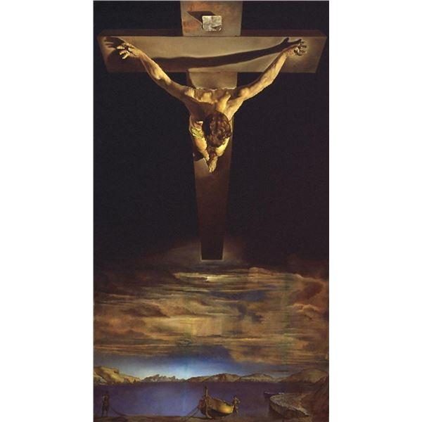 Salvador Dali - Christ of St John of the Cross