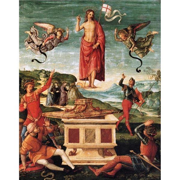 Raphael - Resurrection of Christ