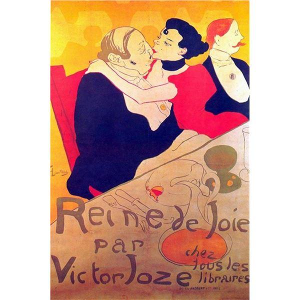 Toulouse-Lautrec - Rene de Jole