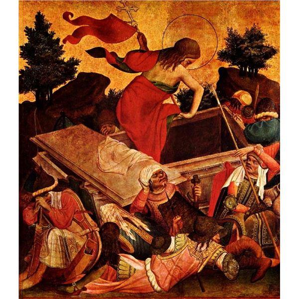 Master Francke - Resurrection of Christ
