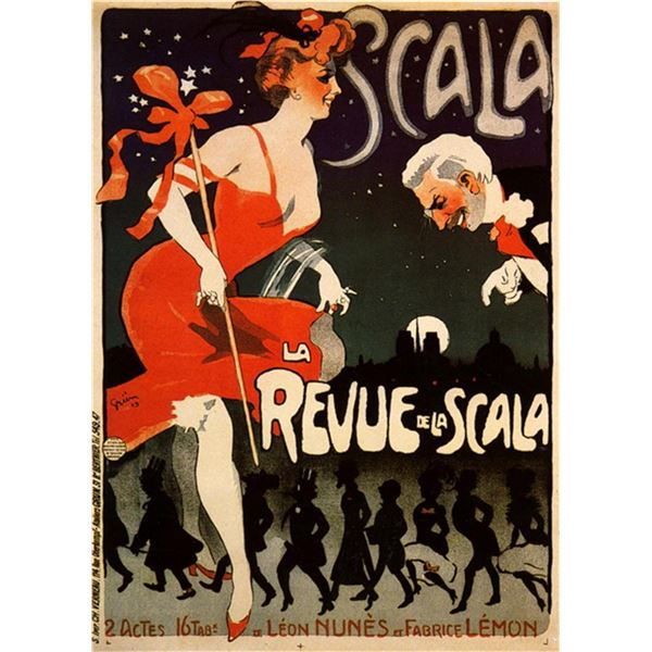 Anonymous - Le Revue De La Scala