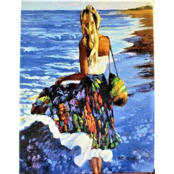 """Howard Behrens """"MY BELOVED BY THE SEA (from """"MY BELOVED"""" COLLECTION)"""""""