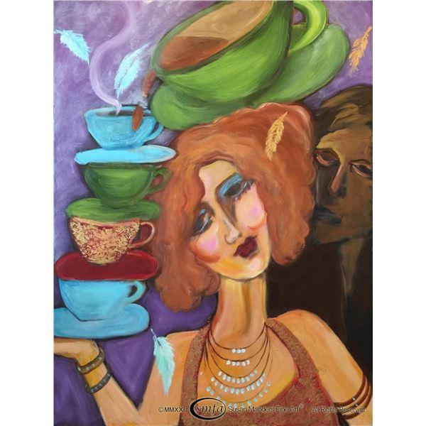 "Susan Manders ""Coffee Romance"""
