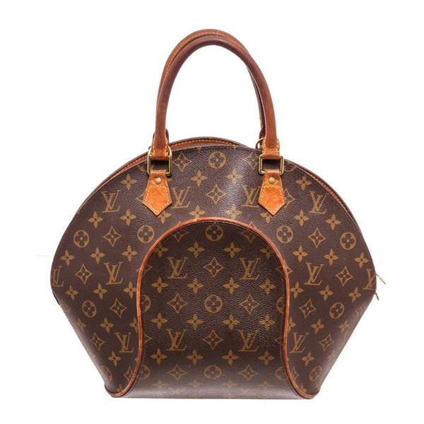 Louis Vuitton Brown Monogram Ellipse MM Stachel Bag