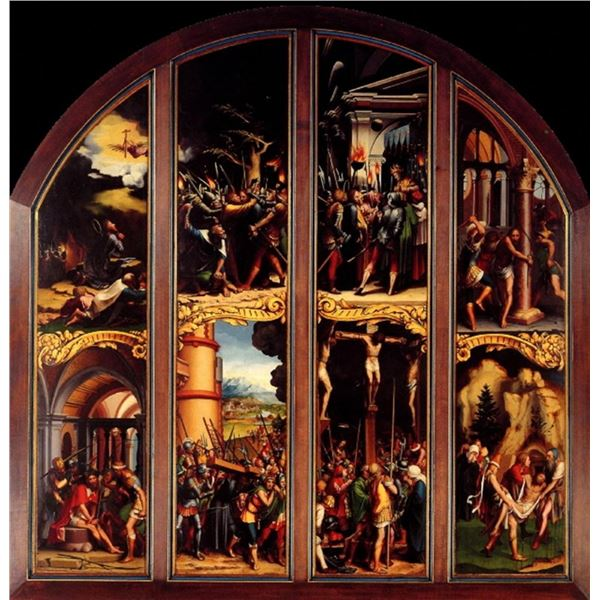 Hans Holbein - Passion of Christ
