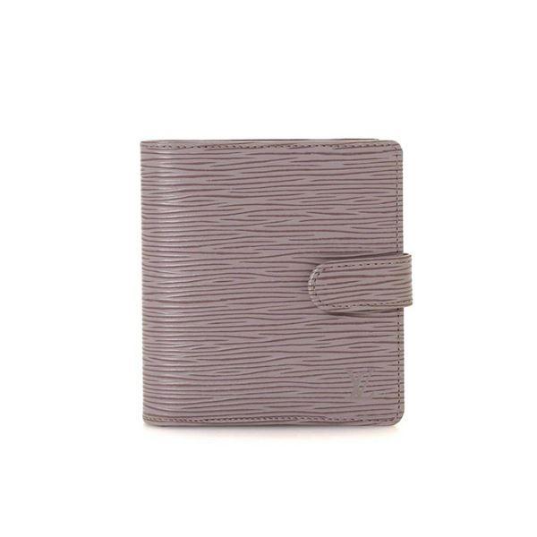 Louis Vuitton Lilac Monogram Compact Wallet