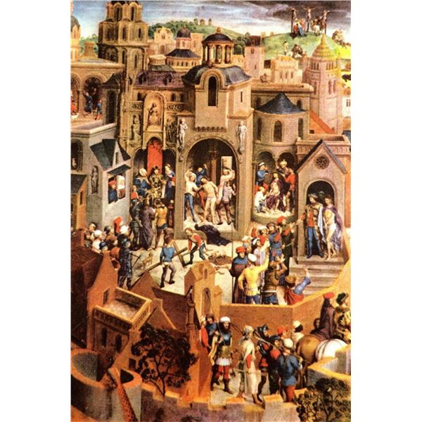Hans Memling - The Passion of Christ