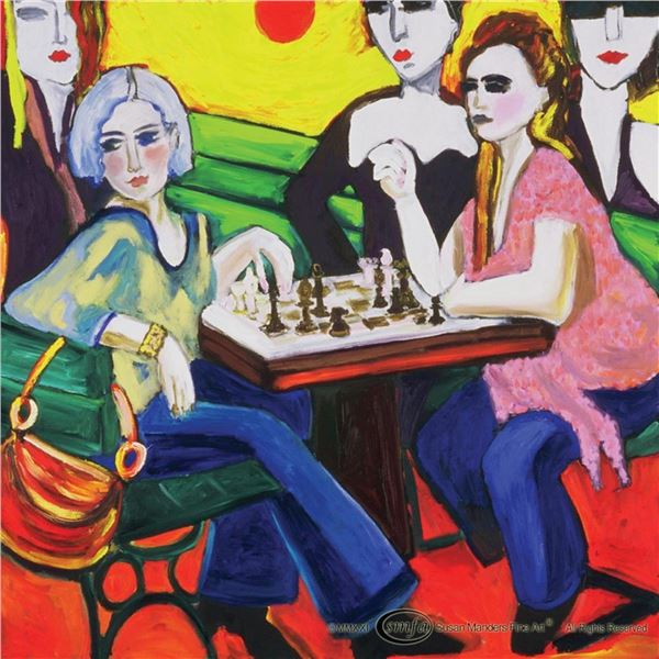 """Susan Manders """"Queen's Night Out"""""""