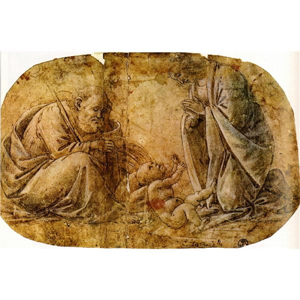 Sandro Botticelli - Nativity of Christ