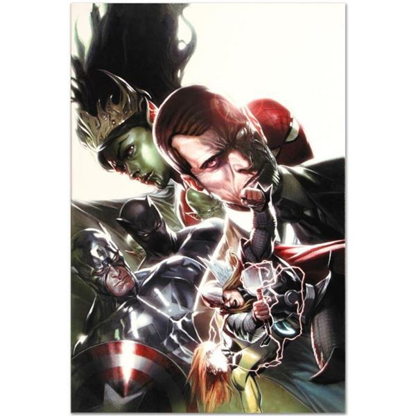 What If? Secret Invasion #1 by Marvel Comics