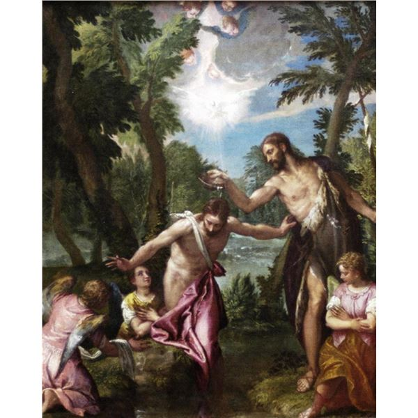 Paolo Veronese - The Baptism