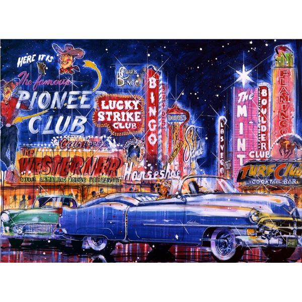 "Michael Bryan ""Vintage Vegas"""
