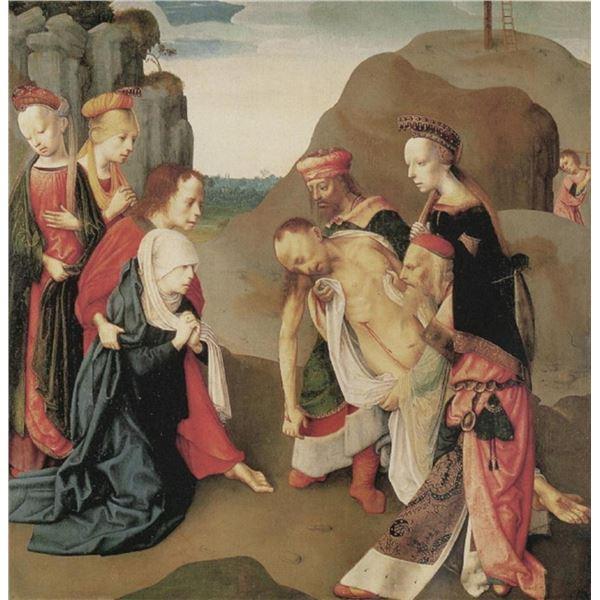 Meester - Deposition of Christ