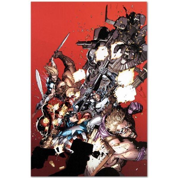 Ultimate Avengers vs. New Ultimates #1 by Marvel Comics